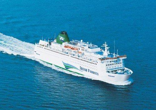 Holyhead to Dublin Ferry